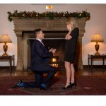 Proposal at the Country Club of Detroit