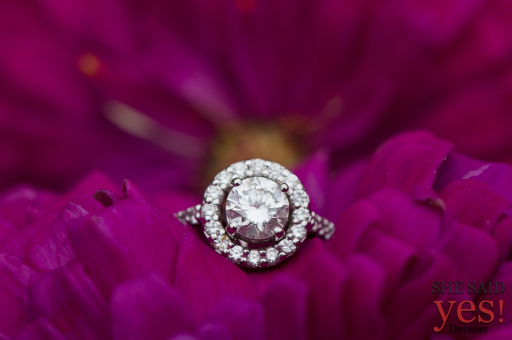 4Cs for buying a diamond engagement ring