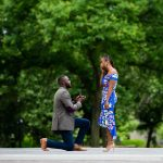 Detroit Proposal Photography