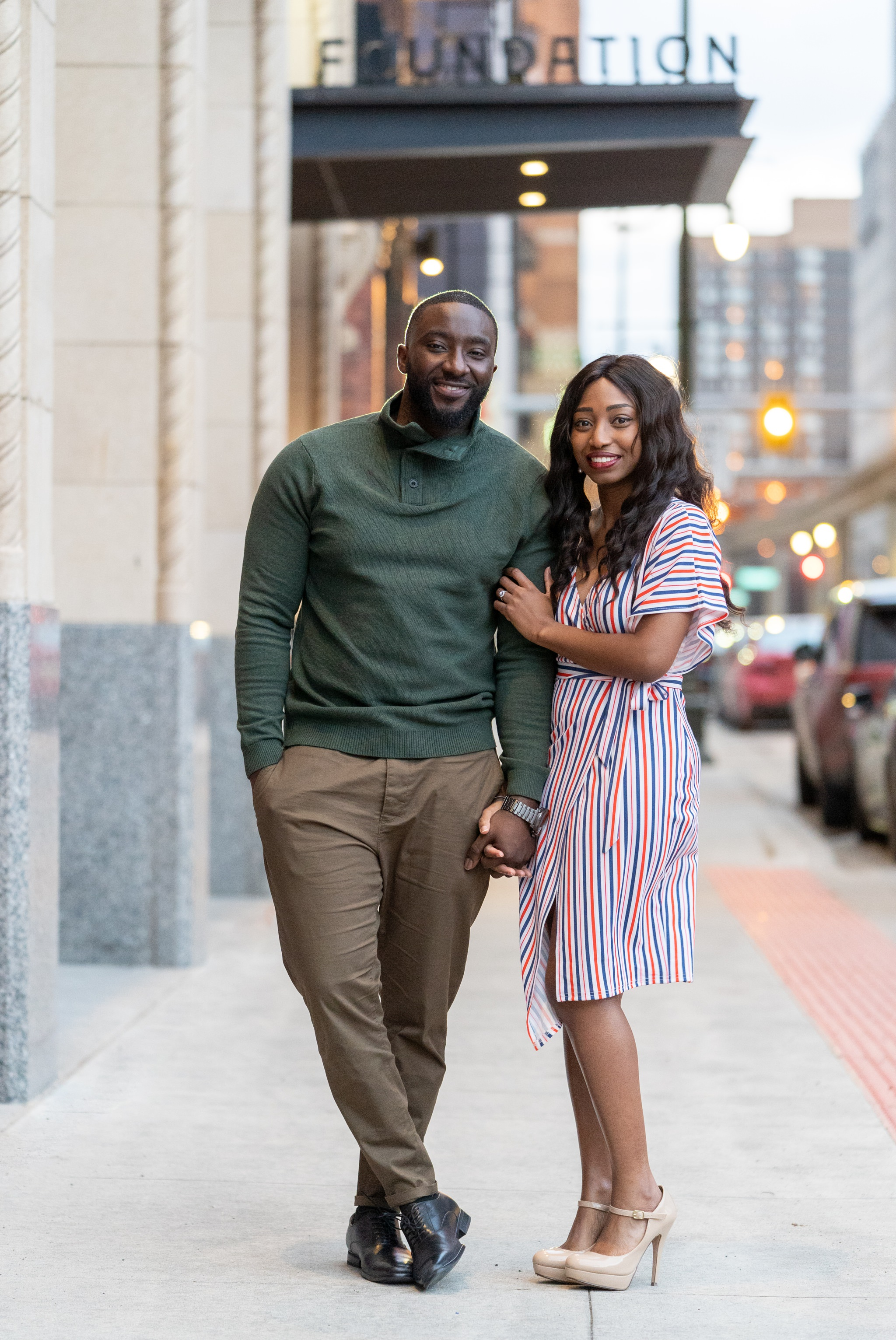 Foundation Hotel Detroit engagement