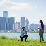 proposal on Belle Isle