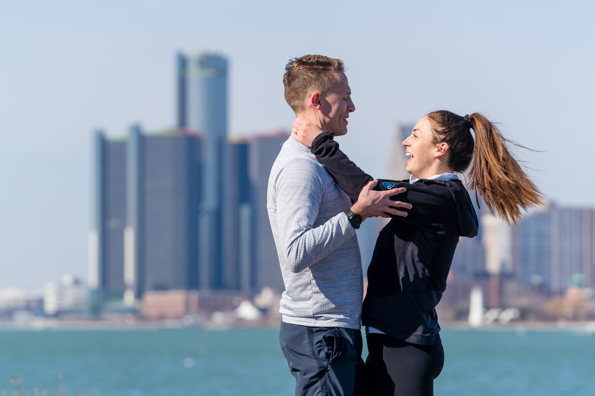 Detroit proposal on Belle Isle